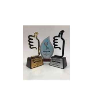 Awards for Annual Report, Brand Film and Table Calendar 2017-18