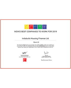 Ranked 20th among India's Best Companies to Work For 2019
