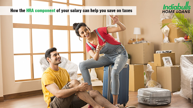 How the HRA component of your salary can help you save on taxes