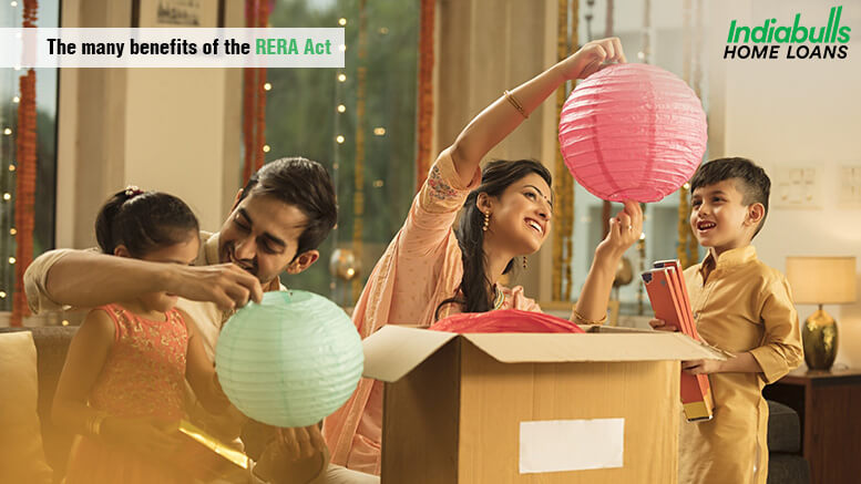 The many benefits of the RERA Act