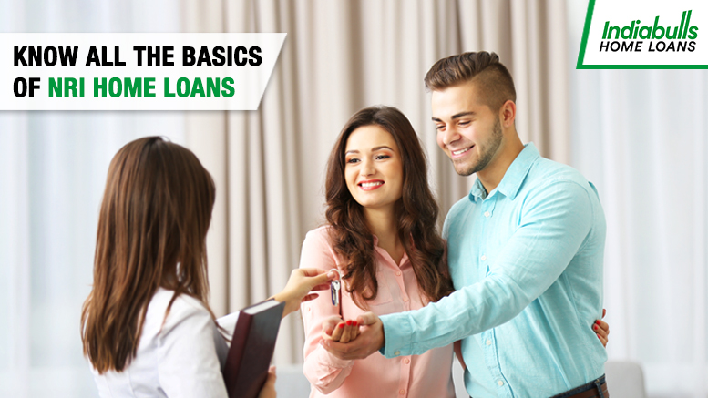 Know all the nitty-gritties of NRI Home Loans