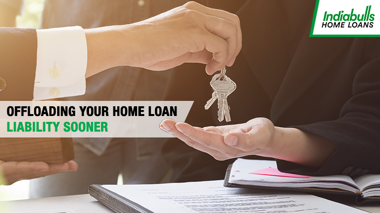 Offloading Your Home Loan Liability Sooner