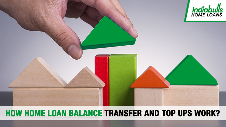 How home loan balance transfer and top ups work?