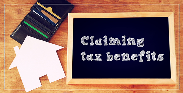 Claiming tax benefits from home loans