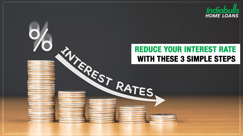 Reduce Your Interest Rate with These 3 Simple Steps