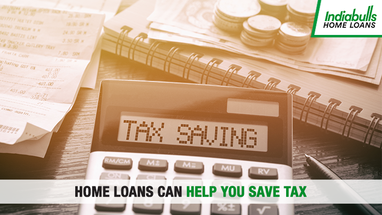 Home Loans Can Help You Save Tax, Here's How!