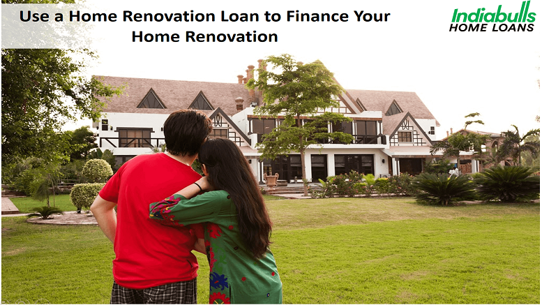 Use a Home Renovation Loan to Finance Your Home Renovation