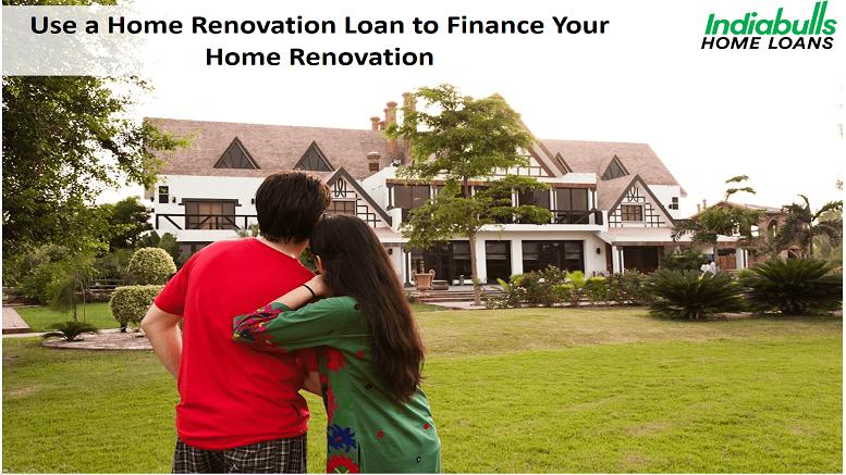 Use a Home Renovation Loan to Finance Your Home Renovation