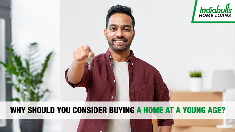 Why Should You Consider Buying a Home at a Young Age?