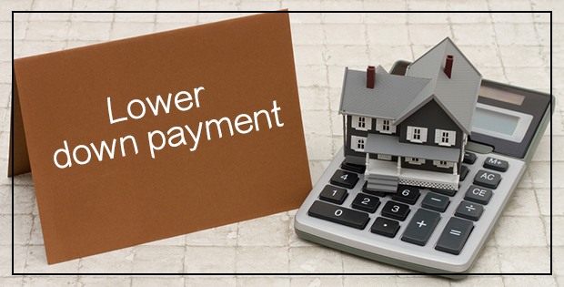 Ease the load: Lower down payment for higher Loan-to-Value (LTV)